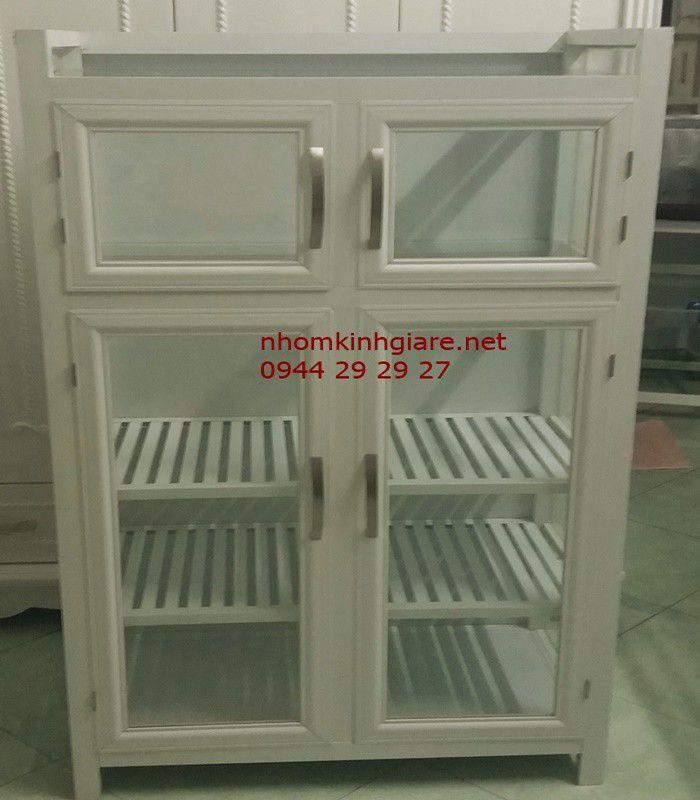 Tủ Nhôm Kính - Báo Giá Làm Các Mẫu Theo Yêu Cầu Đẹp Rẻ Tphcm