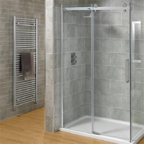 Đa dạng vách kính phòng tắm để khách hàng lựa chọn